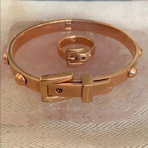 Michael Kors RoseGold Jewelry SET